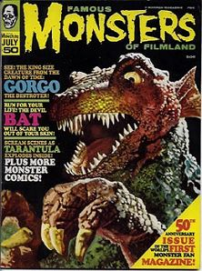 Famous Monsters #50 photo