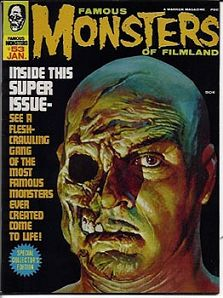 Famous Monsters #53 photo