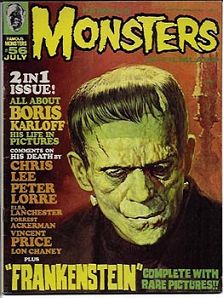 Famous Monsters #56 photo