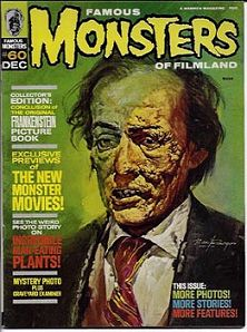 Famous Monsters #60 photo