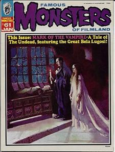 Famous Monsters #61 photo