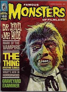 Famous Monsters #62 photo
