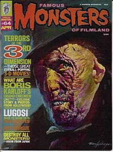 Famous Monsters #64 photo
