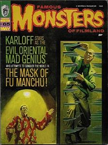 Famous Monsters #65 photo