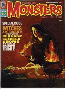 Famous Monsters #67 photo