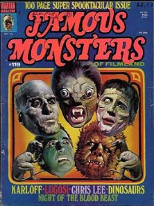 Famous Monsters #119 photo