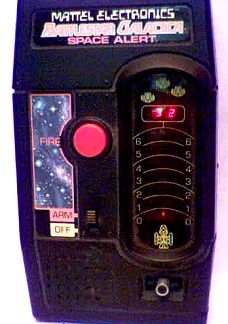 Battlestar Galactica Electronic Game photo