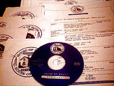 5 House of Blues Radio Hour CD's photo