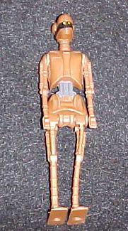 Star Wars POF EV-9D9 loose figure photo